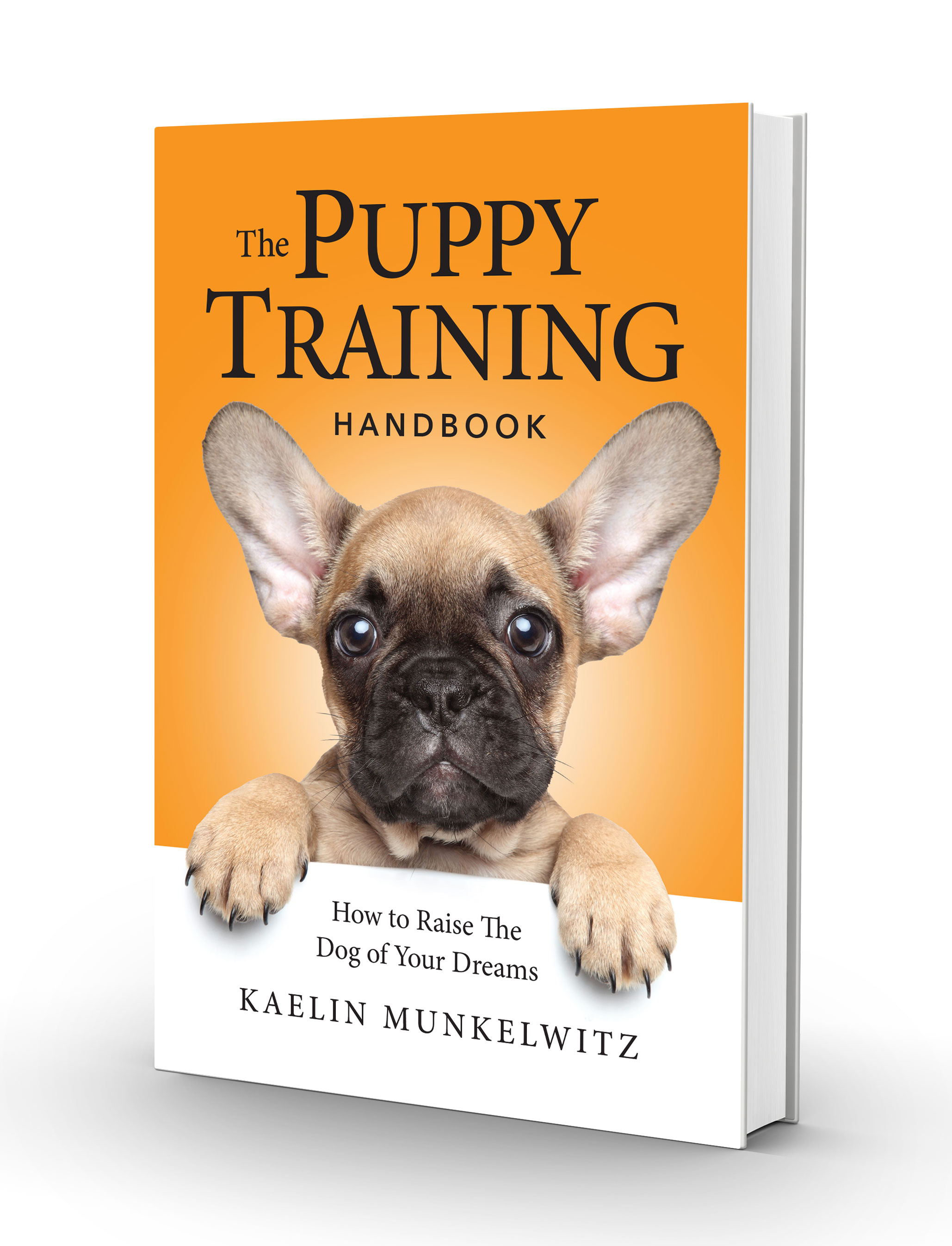 The Puppy Training Handbook - All Things Pups